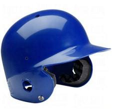 Batting Helmet With Chin Strap