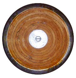 Discus Off Comp Wooden