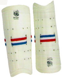 Shin Guard Plastic