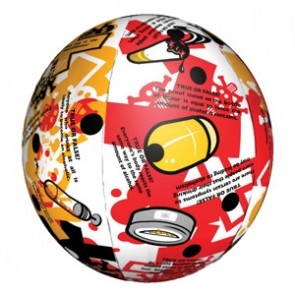 Clever Catch Drugs Alcohol Ball