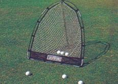 Golf Chip In Net Collapsible