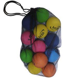High Bounce Ball Knight Sport Bag of 12