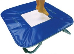 Mini Tramp Mat With Pads - Replacement