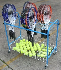 Racket Stand