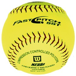 Softball Championship Leather