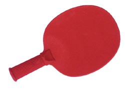 Table Tennis Bat Plastic Extra Strong