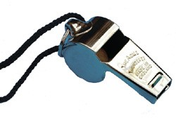 Whistle Acme 581/2 Large With Ring