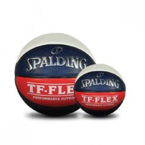 Basketball Spalding TF Rubber Flex