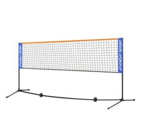 Tennis/Badminton Net System Portable