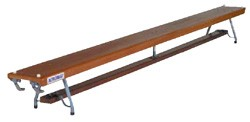 Benches With Hinged Hooks