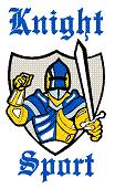 Knight Sport old logo